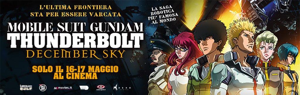 December Sky Gunpla Italian Contest