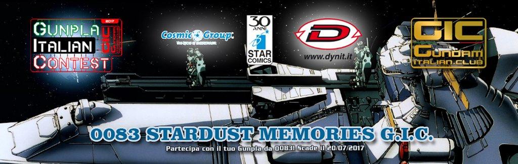 StarDust Memory Gunpla Italian Contest Fotogallery