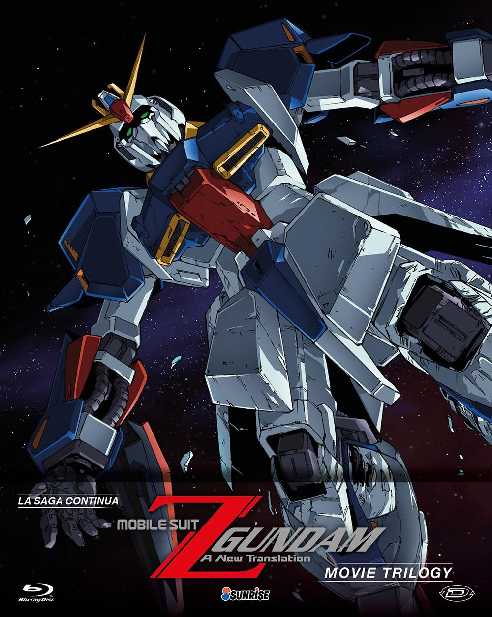Nuovi Blu Ray di Gundam da Dynit